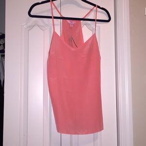Lilly Pulitzer Racerback tank top size small